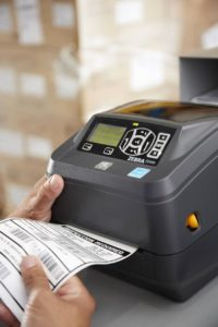 Using Label Printing to Print a variety of labels - Software