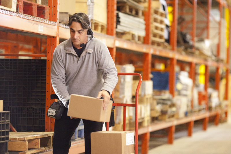 Reverse Logistics - High Priority Customers Means Good Productivity