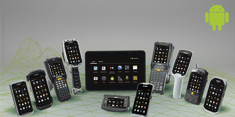 Android Family - All Android OS Devices - Transition