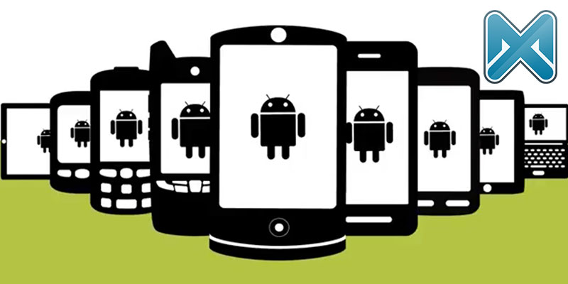 MX Logistics - Android Family Animated - Transition