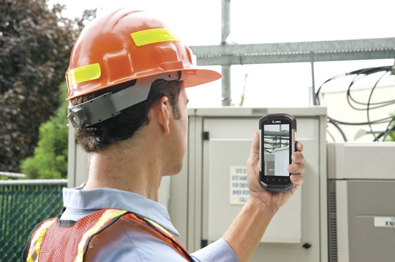 TC77 Mobile Workforce - Reduces Downtime