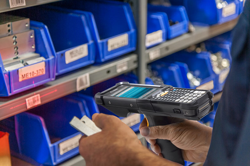 The MC9300 Can Capture Every Barcode