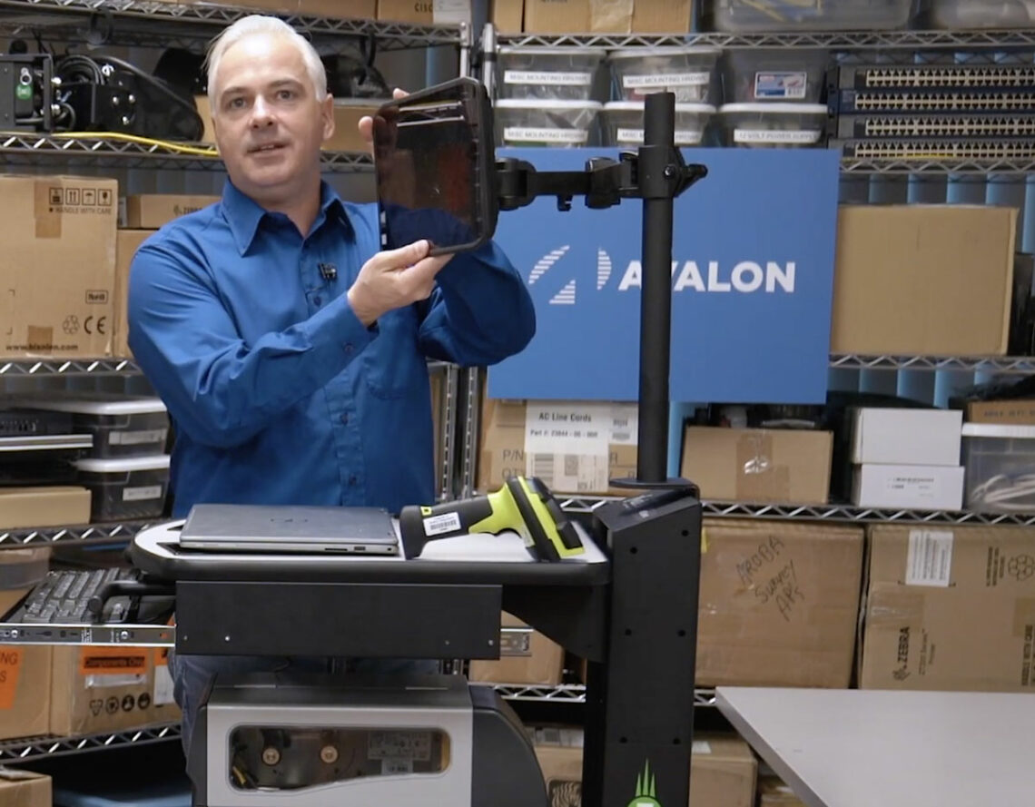 Avalon Tips and Hints Power Cart